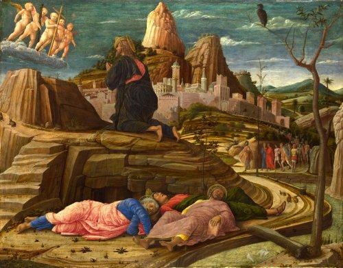 Гетсиманската-градина-Andrea-Mantegna