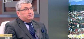 Илиян Василев: Цацаров ще повдигне обвинение на Митов, за да не стане външен министър!