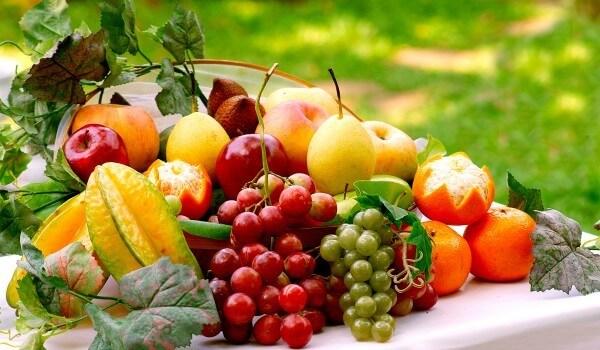 Топ 5 плодове и зеленчуци
