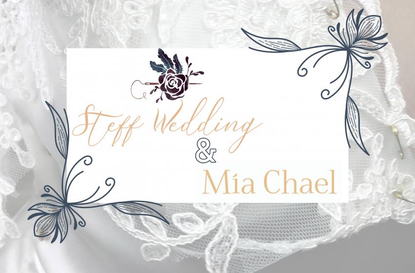 Steff Wedding с нова колекция, създадена ексклузивно за бранда в партньорство с Mia Chael на дизайнерката Михаела Стоянова
