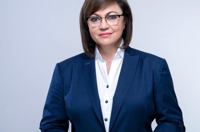 Корнелия Нинова: Депутатският имунитет трябва да се премахне